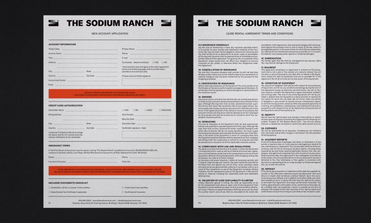 Studio 24/24 The Sodium Ranch