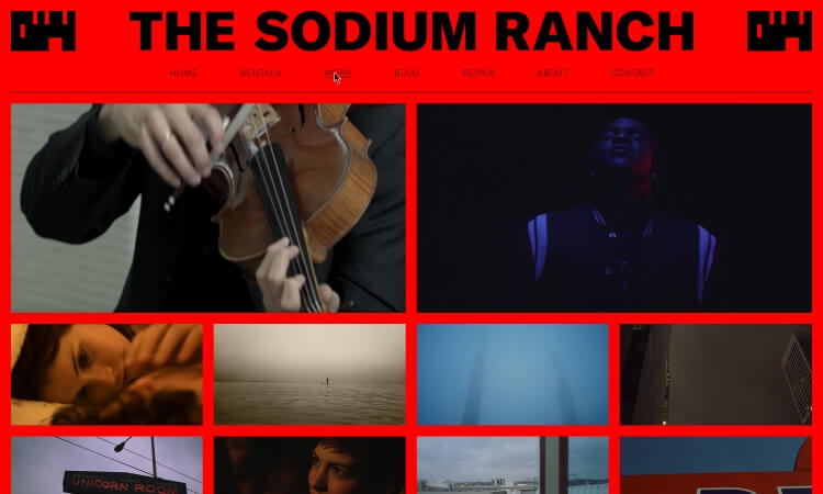 Studio 24/24 The Sodium Ranch Ondine Vermenot Antoine Enault