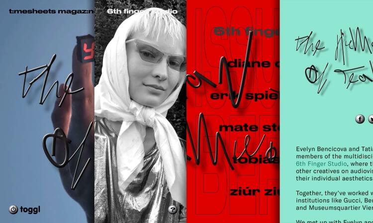 Studio 24/24 Timesheets Magazine Berlin Ondine Vermenot Antoine Enault