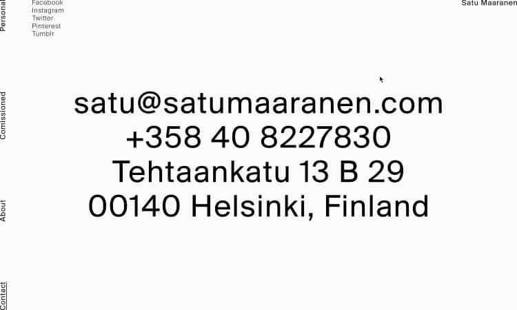 Studio 24/24 Satu Maaranen