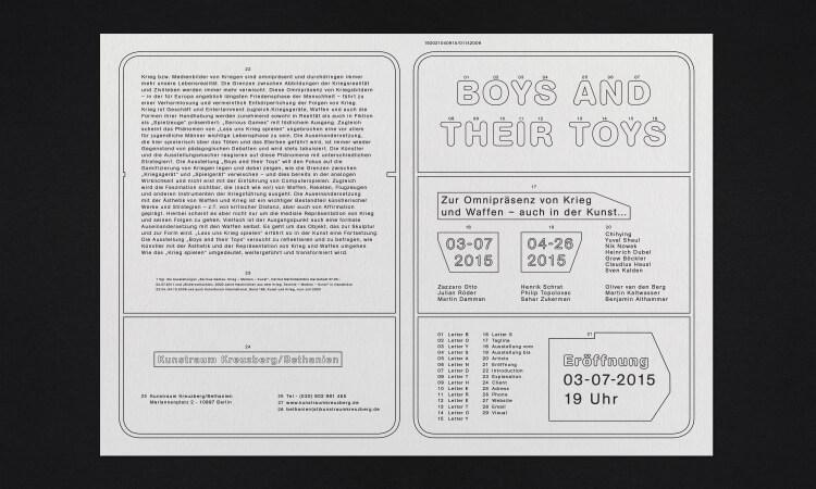 Studio 24/24 Boys and their Toys